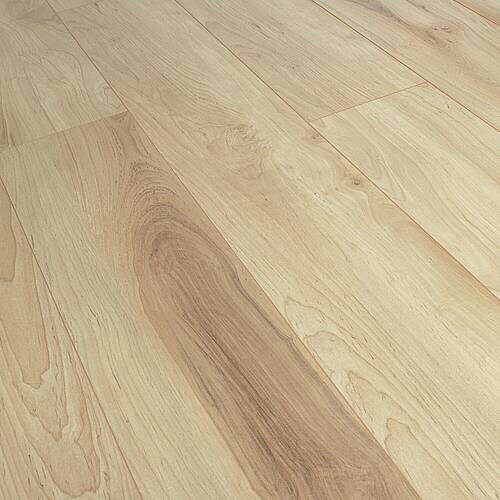 Natural Maple Swiss Liberty Laminate, Is Laminate Flooring Good For Commercial Use